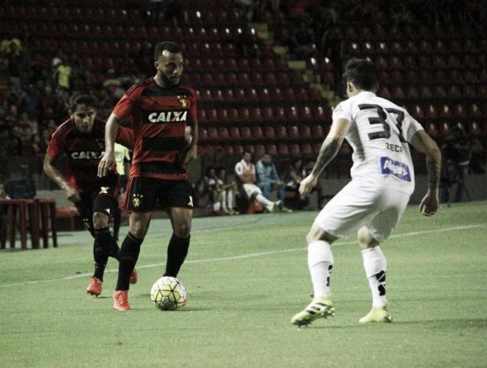 """Lucas Lima lamenta derrota para o Sport, mas segue confiante: """"Temos muito a conquistar"""""""