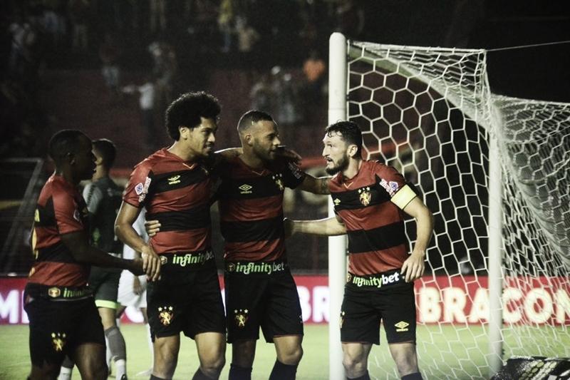 Sport derrota Cuiabá na Ilha do Retiro e se firma na vice-liderança da Série B
