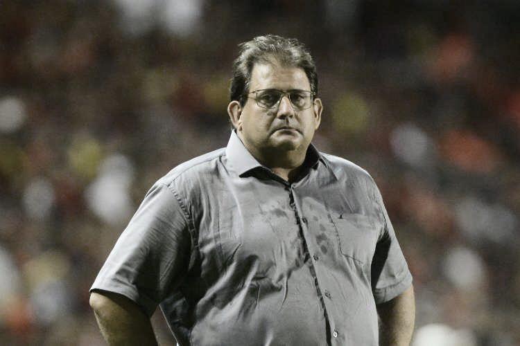 """Após empate no fim, Guto reconhece atuação do Sport: """"Fomos abaixo do esperado"""""""