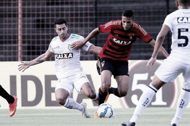 Sport goleia Figueirense na Ilha do Retiro e assume liderança na rodada inicial do Brasileirão