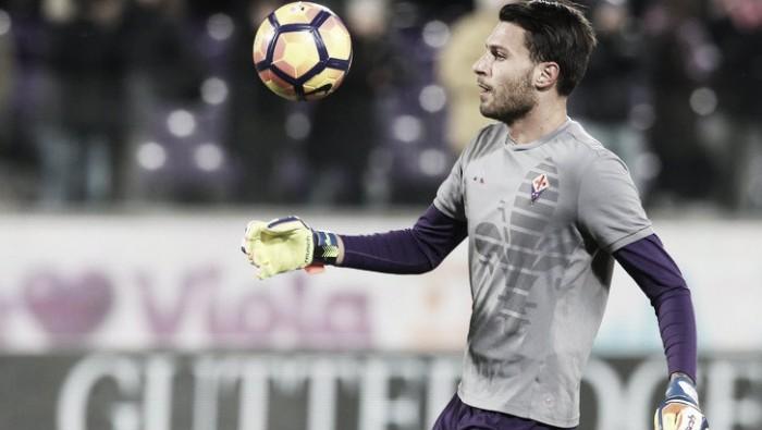 """Fiorentina, Sportiello pronto a ripartire: """"Non voglio più guardarmi indietro"""""""