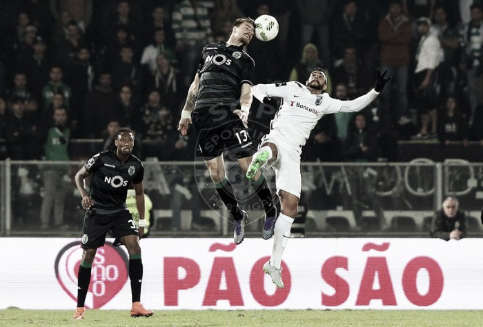 V. Guimarães x Sporting: «Leões» empatam em noite pouco inspirada