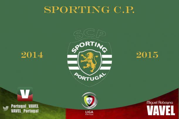 Sporting 2014/2015: um Marco no ataque ao título