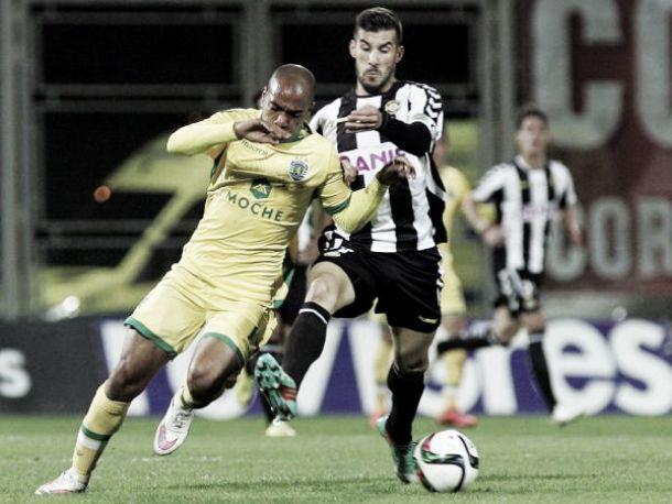 Taça de Portugal: Leão vai à Madeira para regressar às vitórias