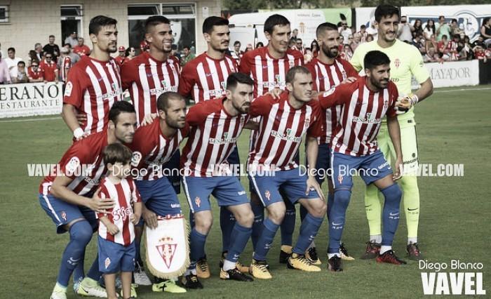 Previa Sporting de Gijón - La Hoya Lorca: tres puntos para volver a levantarse