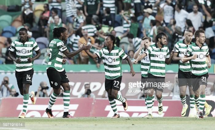 Análise táctica Sporting x FC Porto: KO construído pela base