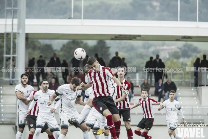 Previa Real Sociedad B -Real Sporting B: el Sporting B quiere asomarse al liderato