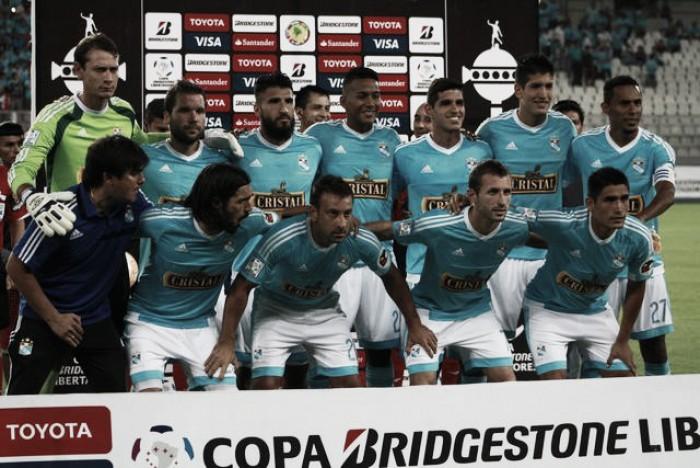 Definidas las fechas de Sporting Cristal en la Copa Libertadores