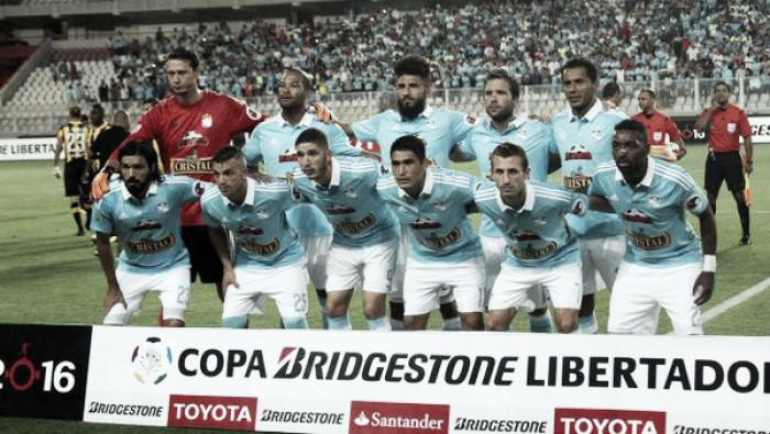 Sporting Cristal - Peñarol: Puntuaciones de Cristal en primer duelo de Copa Libertadores 2016
