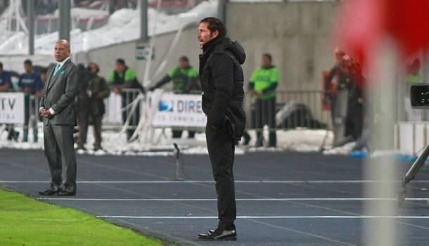 """Simeone: """"El equipo crece día a día"""""""
