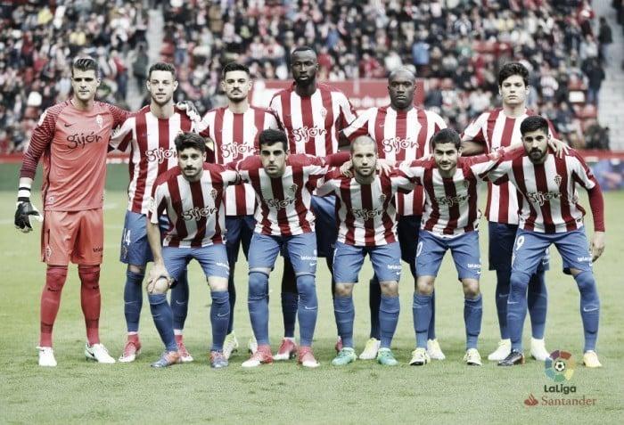 Resumen Sporting de Gijón 2016/17: puntuaciones finales de los jugadores