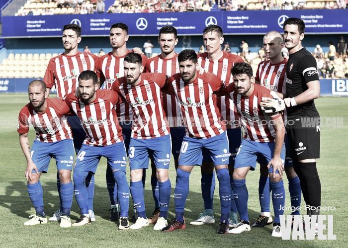 Ojeando al rival: Real Sporting de Gijón, objetivo Primera División