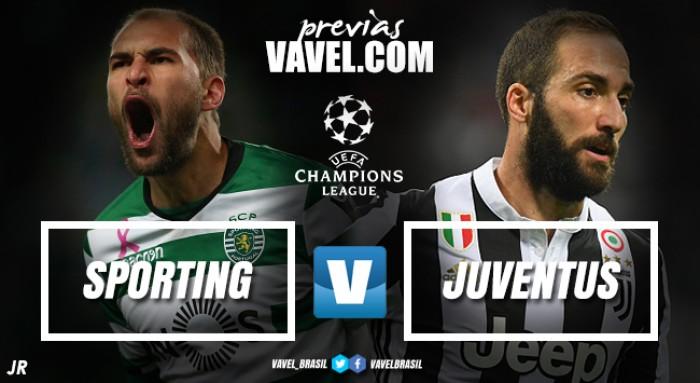 Embalada com vitória em clássico, Juventus mira aproximação de vaga nas oitavas contra Sporting