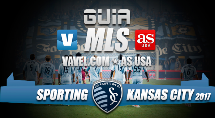 Sporting Kansas City 2017: juventud al poder