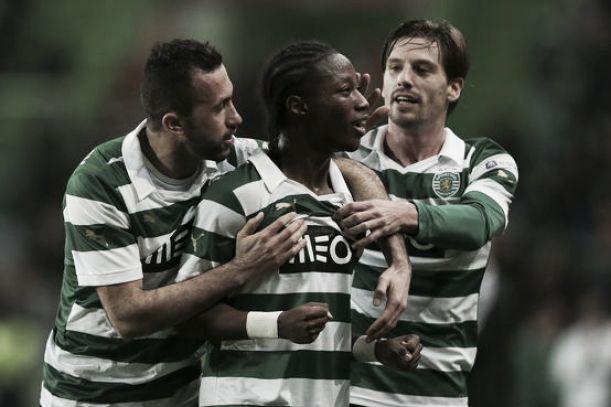 Mané e Boeck de grande nível devolvem Sporting às vitórias