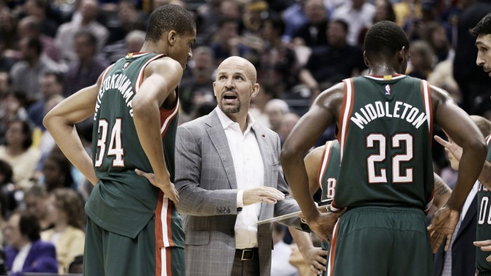 Los Bucks confían ciegamente en Jason Kidd