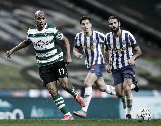 Gols e Melhores Momentos de Sporting x Porto (1-1)