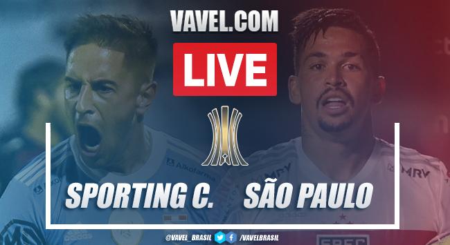 Gols e melhores momentos de Sporting Cristal 0x3 São Paulo pela Libertadores da América