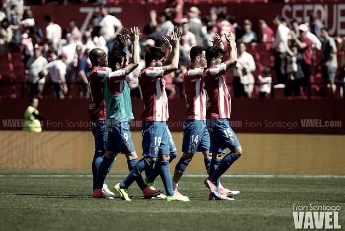 El Sporting de Gijón viene necesitado de puntos a Anoeta