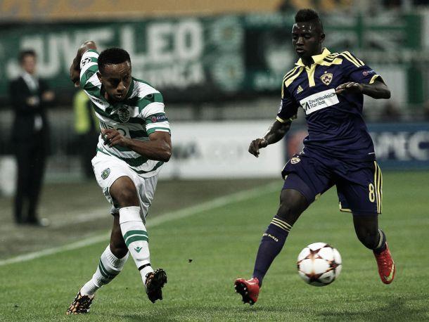 Sporting x Maribor: Sonha quem pontuar