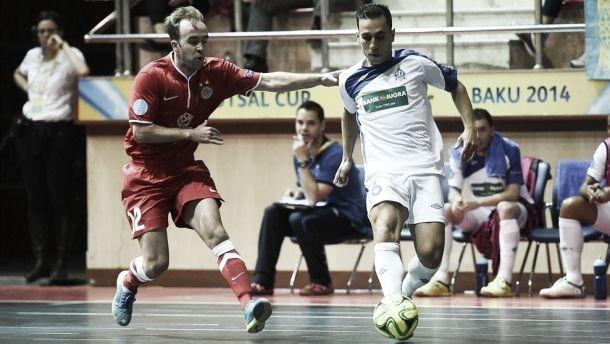 El FC Dinamo consuma su venganza