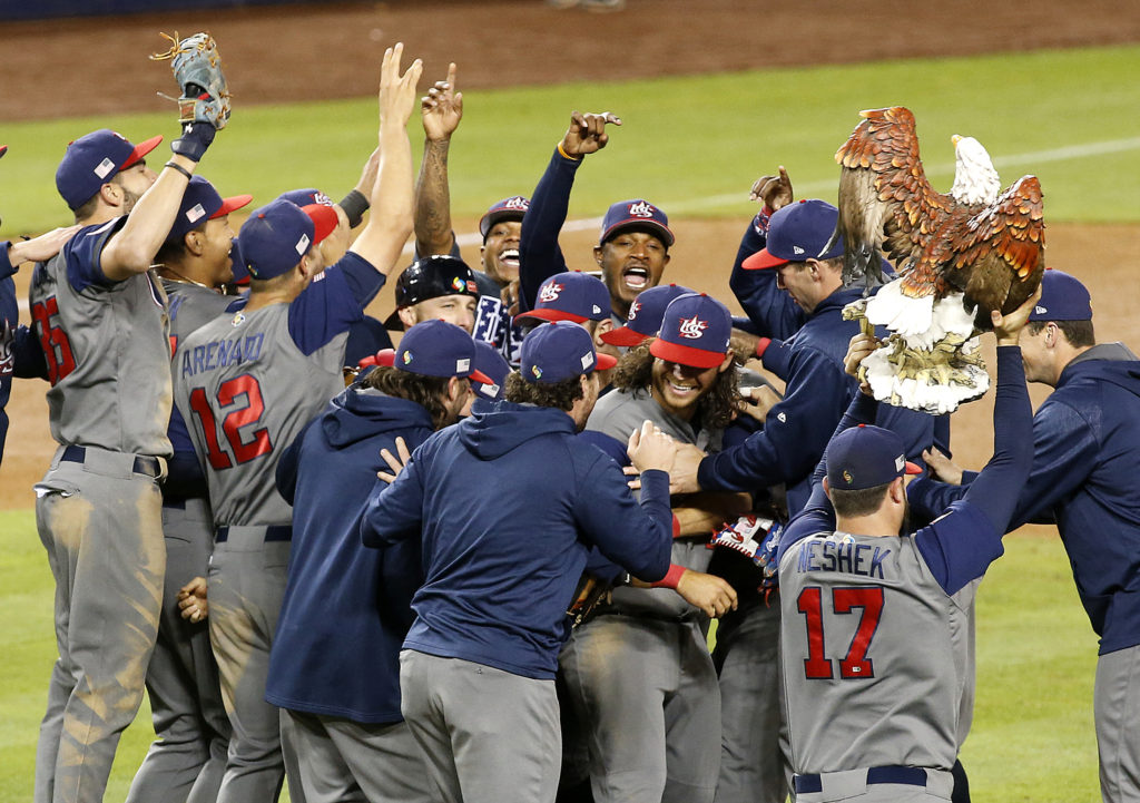 Players we want to see play for the United States at the 2021 World Baseball Classic