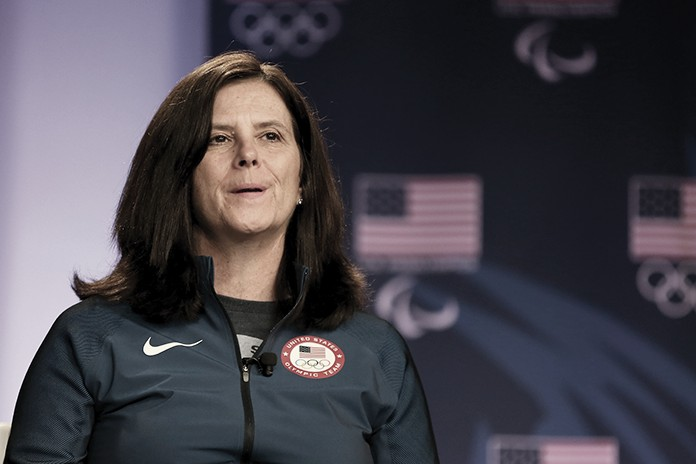 After a lengthy search, the NWSL names Lisa Baird as Commissioner