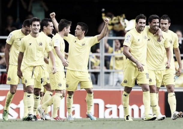 Villarreal: l'effectif prend forme