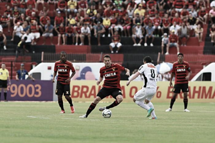 Buscando primeira vitória em casa no Brasileirão, Sport recebe Atlético-MG na Ilha do Retiro