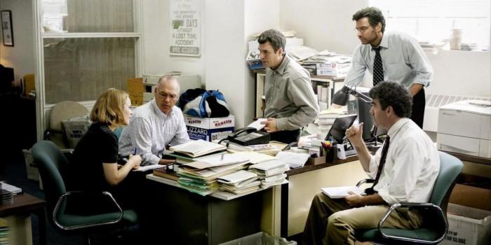 'Spotlight': la oportunidad del periodista está infravalorada