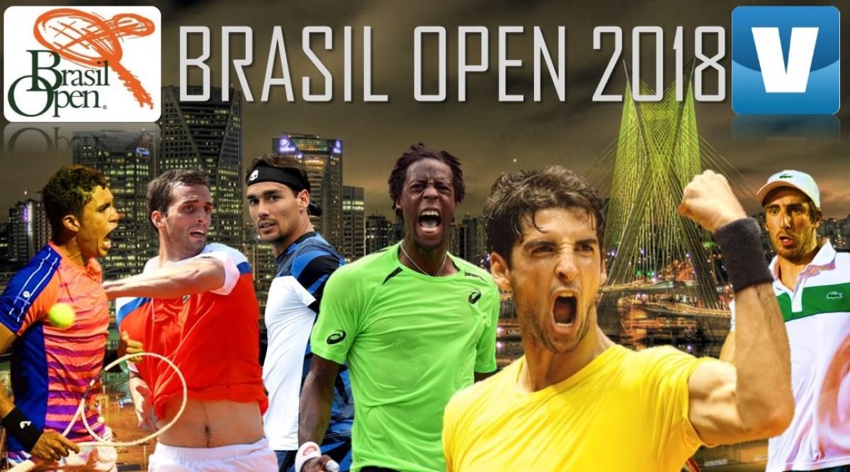 Guia VAVEL do Brasil Open 2018