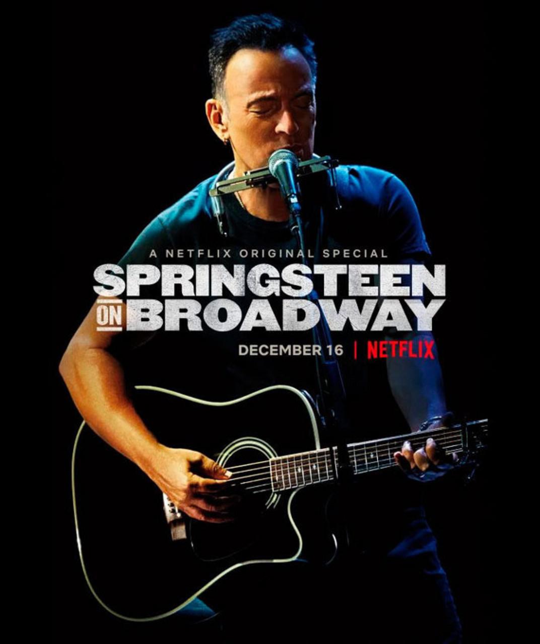 Springsteen se desnuda en Broadway
