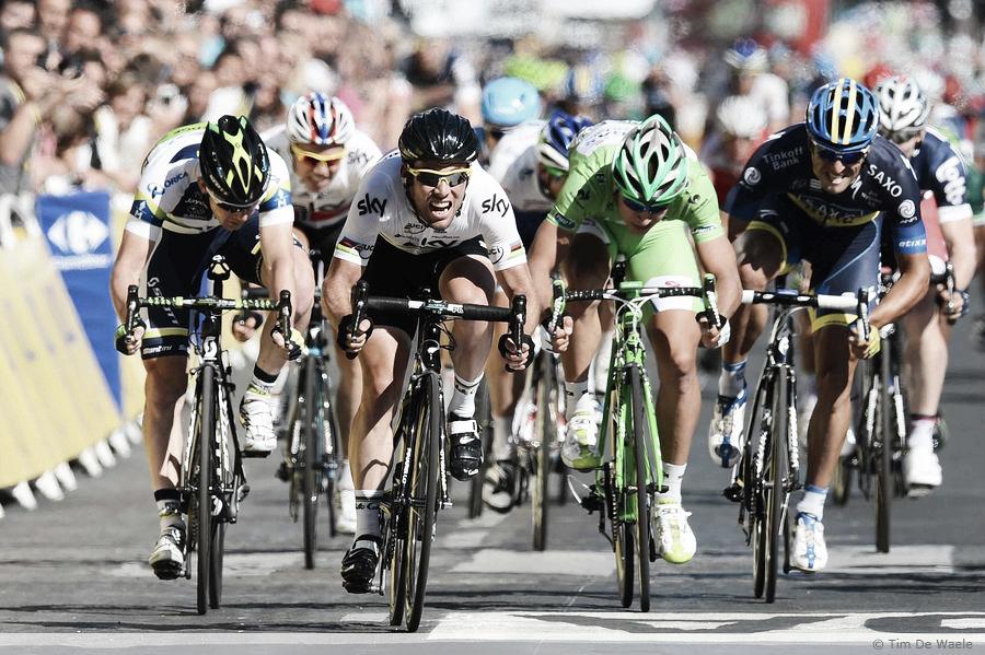 Tour de Francia 2013: los mejores velocistas se dan cita