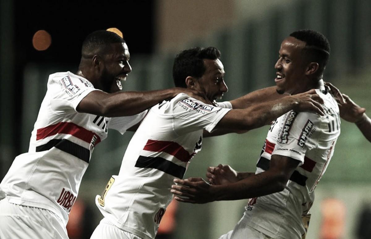 Em boa fase e de olho na liderança, São Paulo enfrenta Botafogo no Morumbi