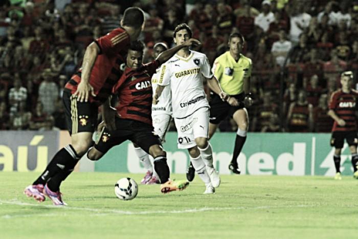 Após estreia com derrota, Sport e Botafogo jogam por reabilitação na Série A