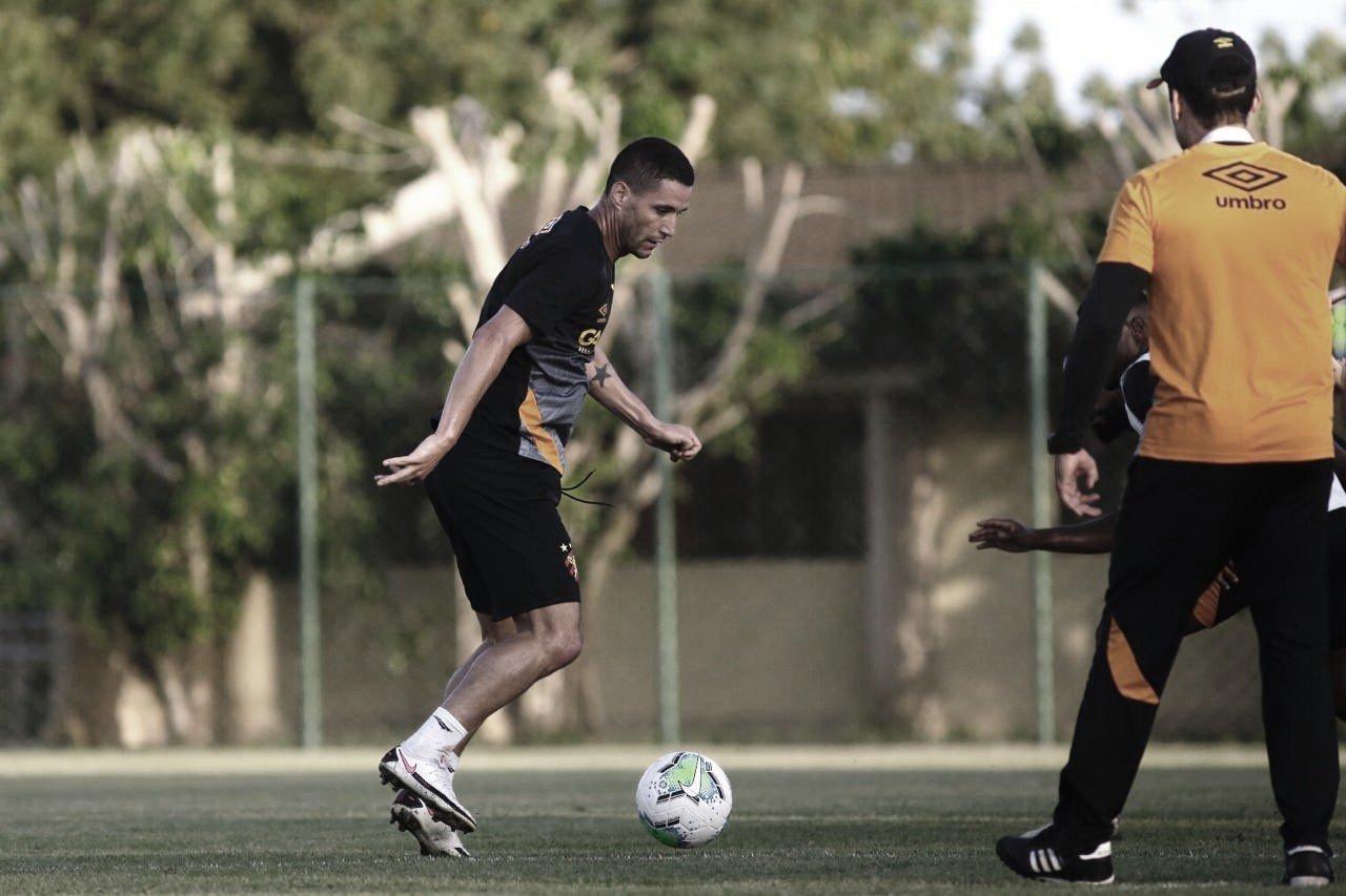 Na possível estreia de Thiago Neves, Sport e Corinthians abrem rodada do Brasileirão