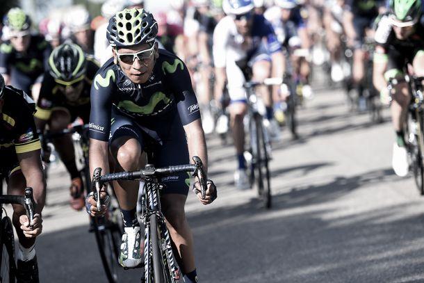 """Nairo Quintana: """"Estoy tranquilo y con confianza porque sé que el camino es largo hasta el Tour"""""""