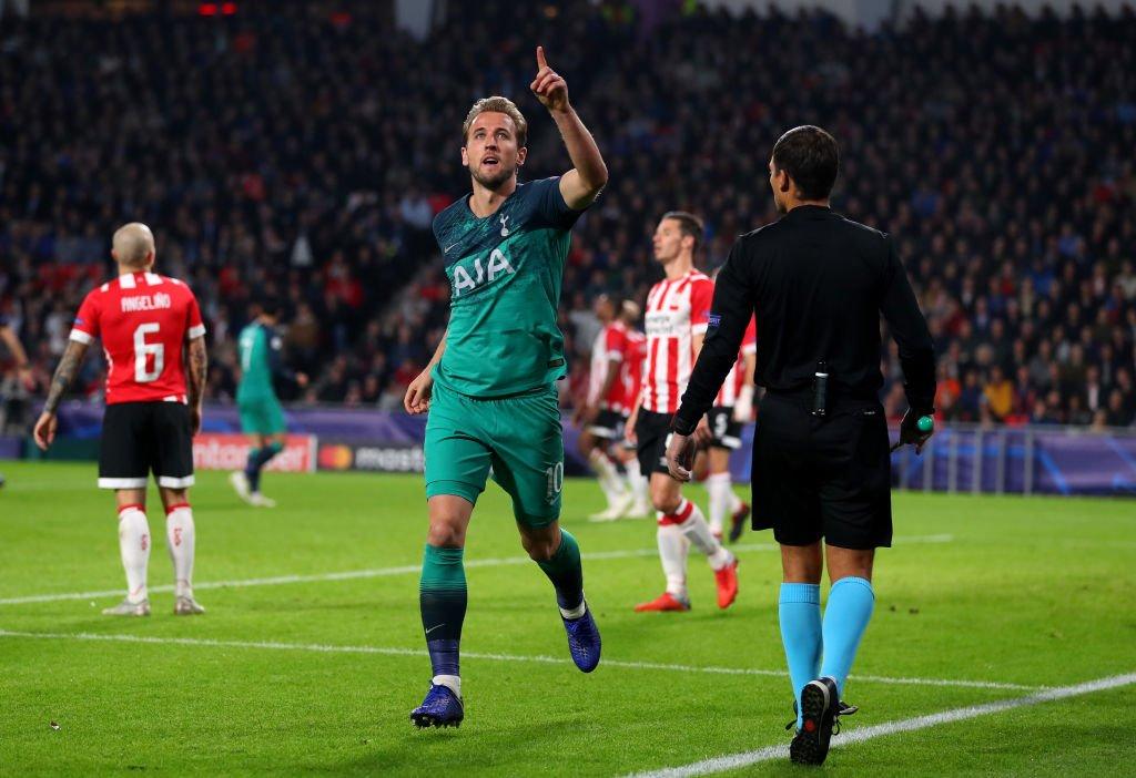 Champions League- il Tottenham paga la follia di Lloris, pareggio inutile e qualificazione compromessa (2-2)