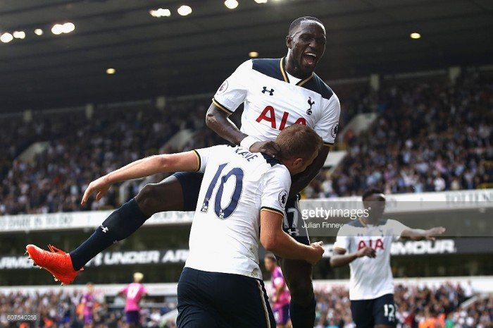 Tottenham Hotspur 1-0 Sunderland: Kane on the scoresheet as Spurs edge Sunday afternoon clash