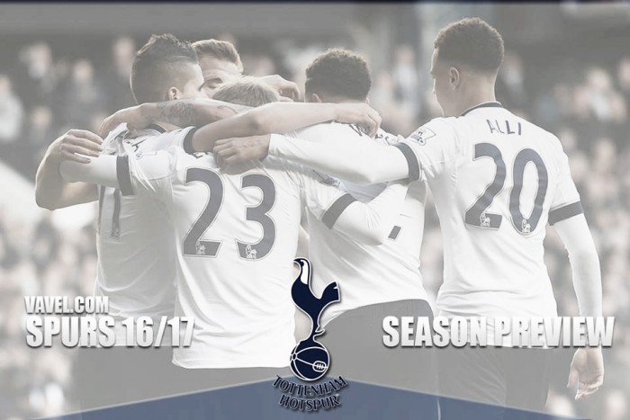 Tottenham Hotspur 2016/17 Season Preview: Lilywhites bidding to continue progression under Pochettino