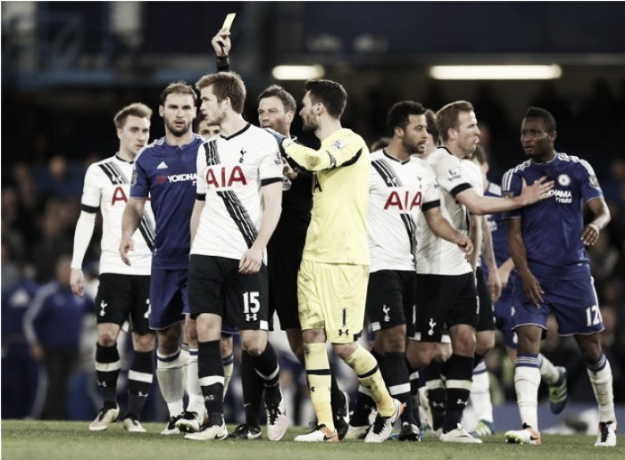 "Pochettino admits Spurs ""crossed the line"" against Chelsea but insists it only showed their ""passion"""