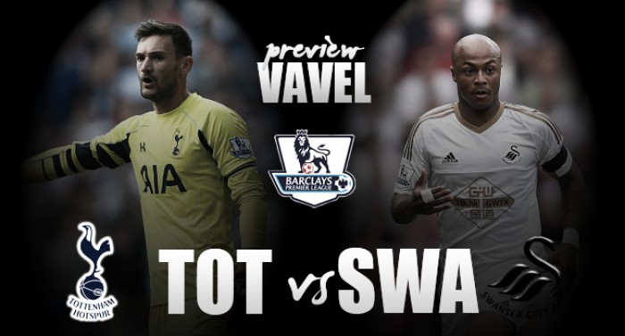 Tottenham Hotspur - Swansea City Preview: Spurs looking to keep up title surge