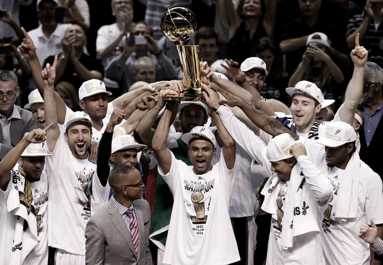 Se cumplen seis años de la venganza de los Spurs