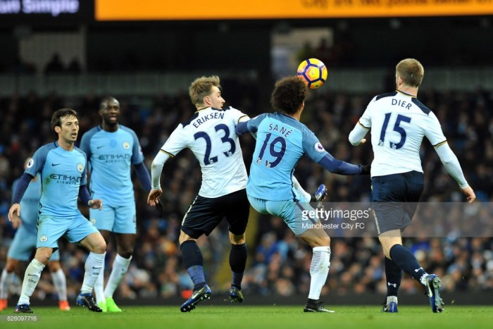 manchester city vs tottenham
