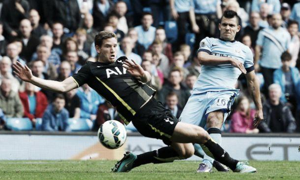 Manchester City visita Tottenham buscando assegurar a vaga para UCL
