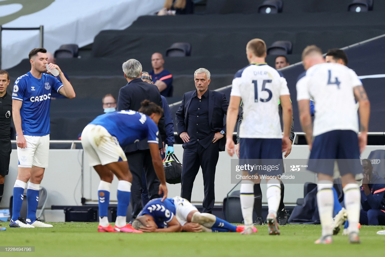 Tottenham 0-1 Everton: Lacklustre Spurs lose on opening day