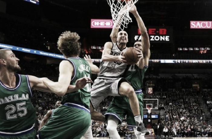 NBA: San Antonio a valanga su Dallas, ok Denver e Houston