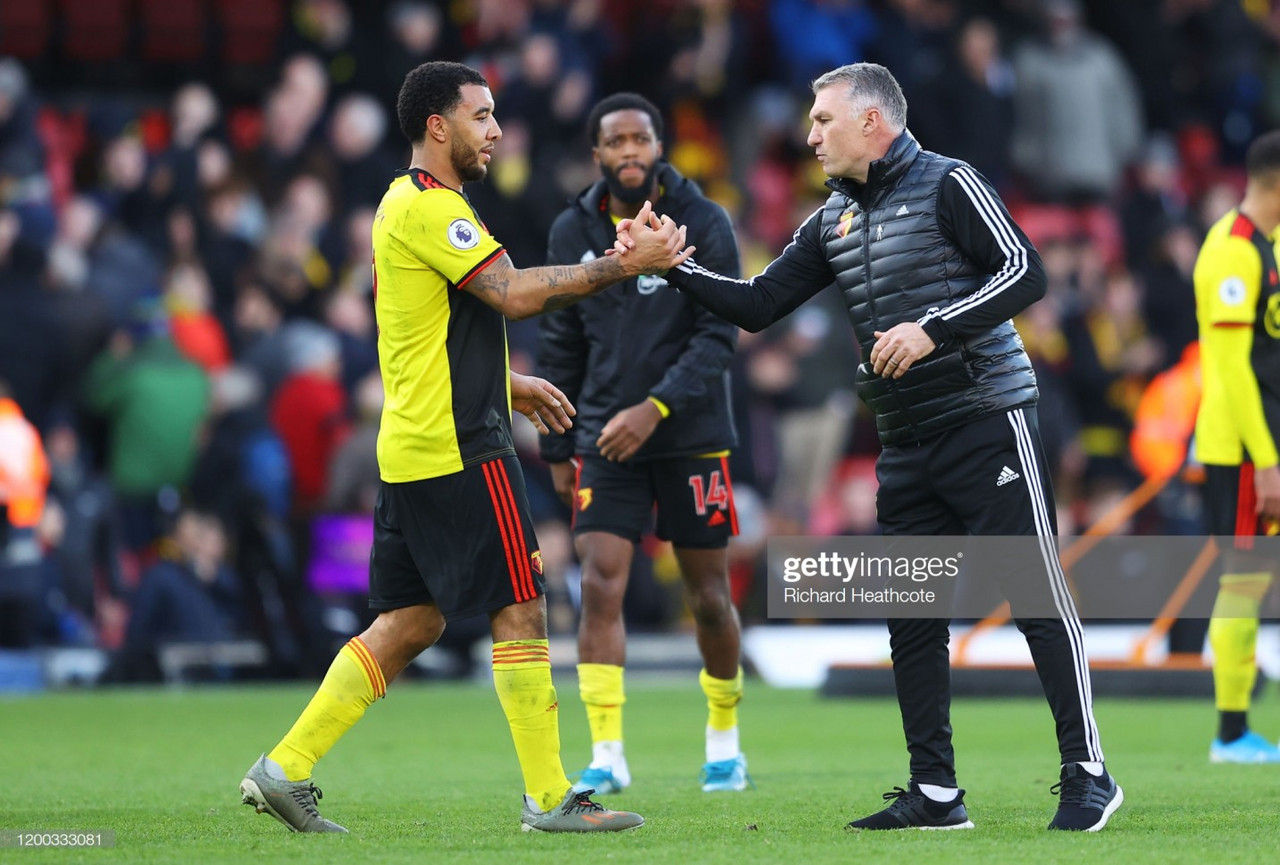 Watford 0-0 Tottenham Hotspur: Watford's resurgence continues