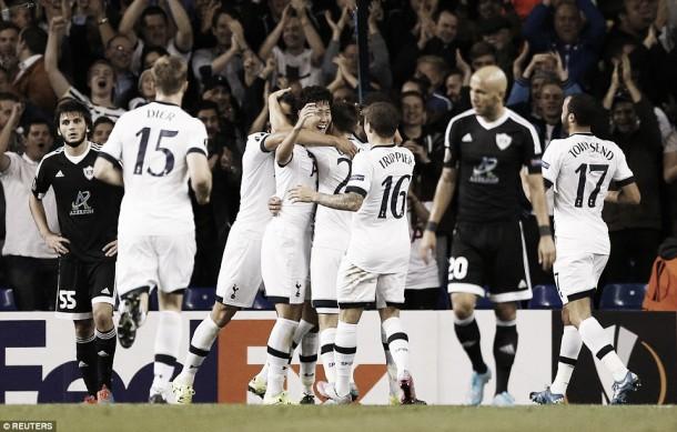 Qarabag FK - Tottenham: Spurs face tough Azerbaijani test to reach knockout stages
