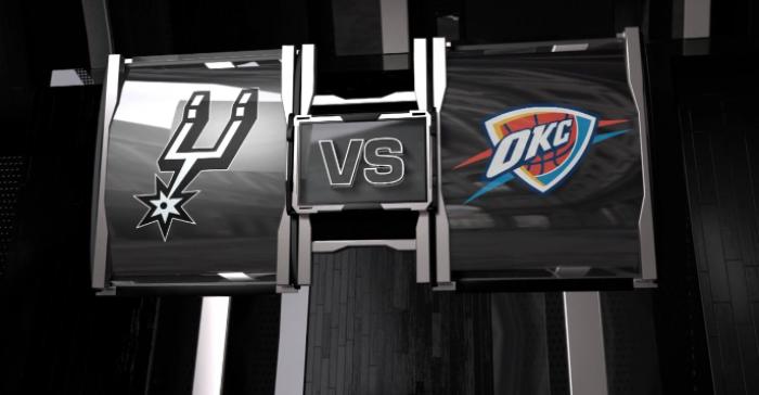 Thunder se impone ante los Spurs